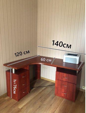 Продам рабочий  письменный стол