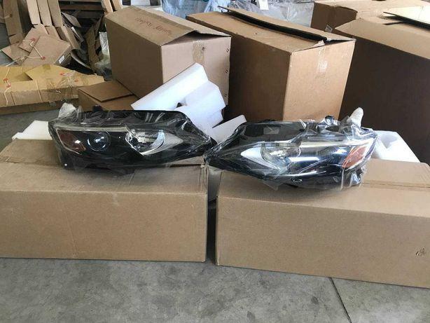 Chevrolet Malibu 2019 2020 2021 Фары перед