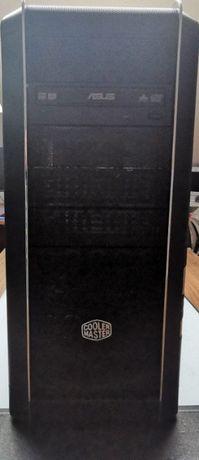 Vendo Caixa Cooler Master CM690II (4 ventoinhas, gravador de DVD Asus)