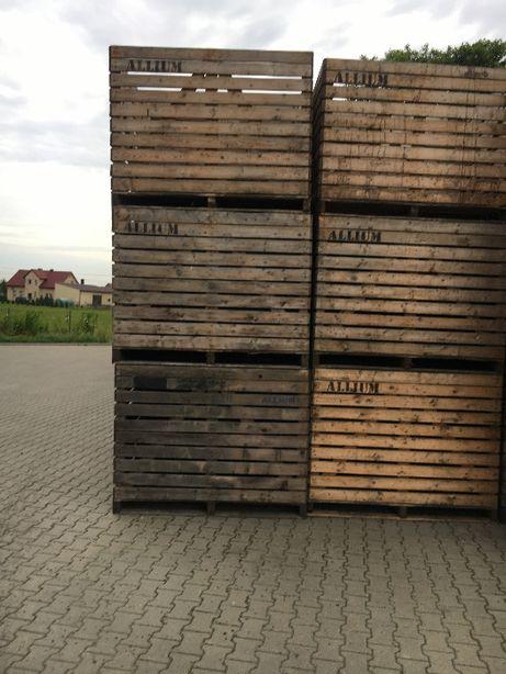 Skrzyniopalety drewniane 160x120