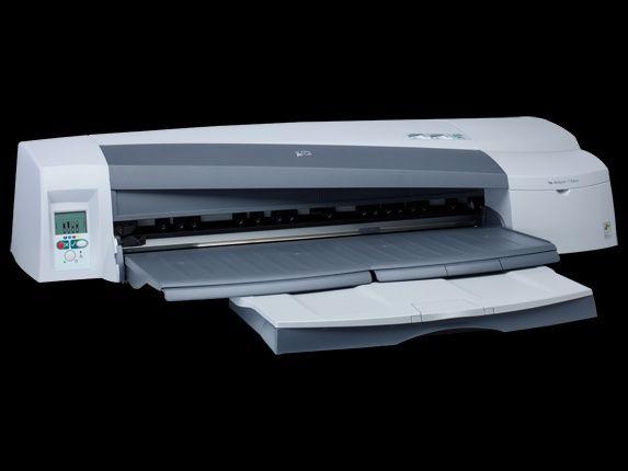 HP Designjet 110 plus plotter