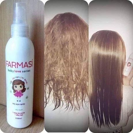 Детский спрей для волос
