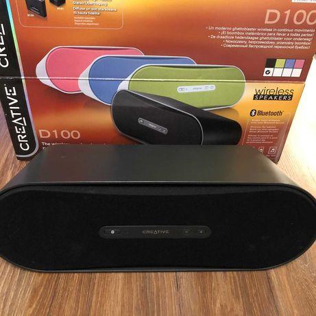 Bezprzewodowy głośnik Creative D100