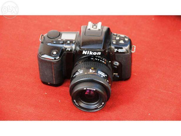Máquina Analógica Nikon F-601