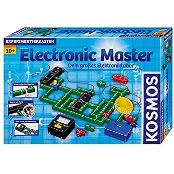 Kosmos 615918 Electronic Master +10