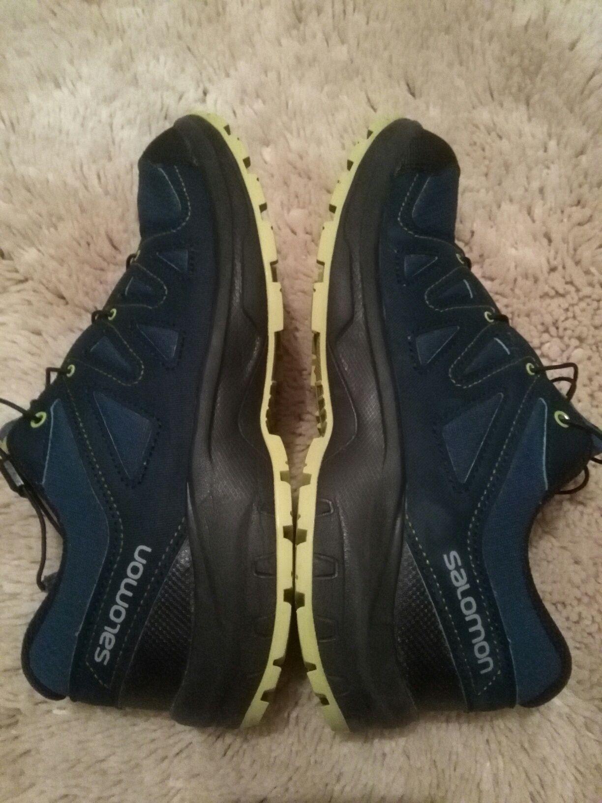 Трекинговые кроссовки SOLOMON р. 36