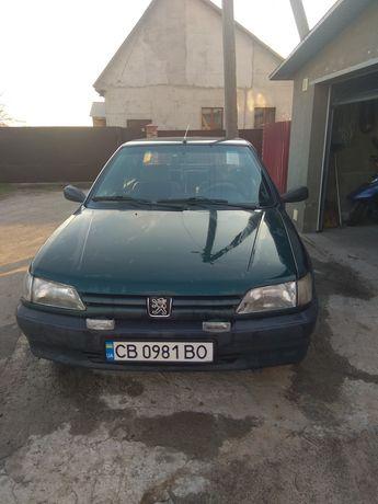 Продам Пежо 306 1995, 1,9TD