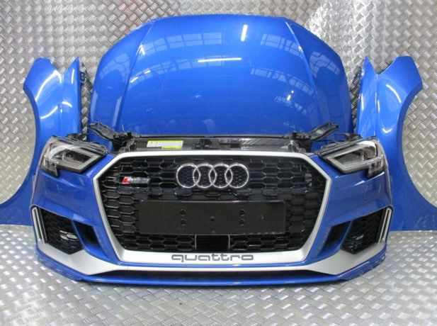 Audi RS3 RS4 RS5 RS6 RS7 фара бампер капот крыло дверь панель ляда