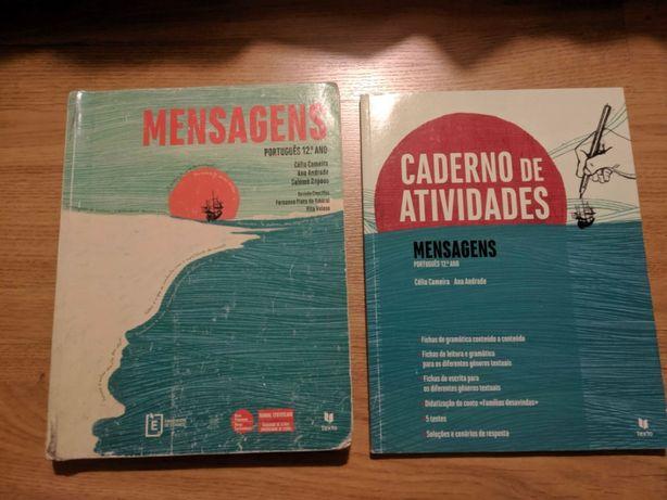Manual Português 12o Ano - Mensagens