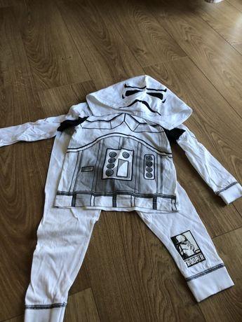 Strój, przebranie, piżama Trooper Star Wars 104 cm