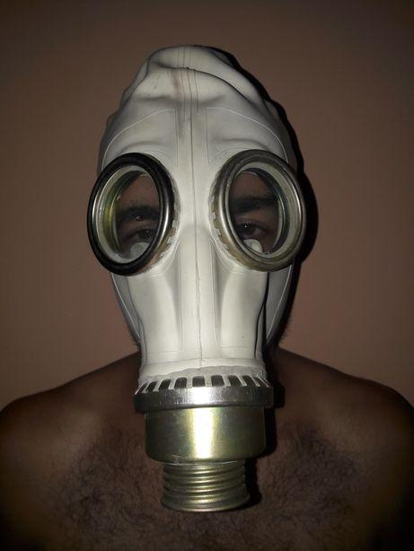 Maska Gazowa SŁOŃ 350 sztuk + TORBA stan BDB NOWE zasoby magazynowe