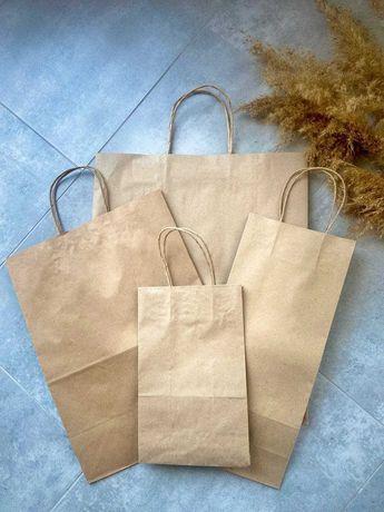 Бумажні еко пакети