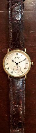 Relógio de pulso Certina Kurth Fréres banhado a ouro-muito pouco uso-