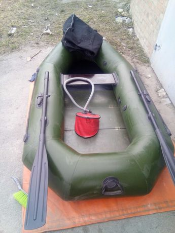 Лодка надувная БАРК