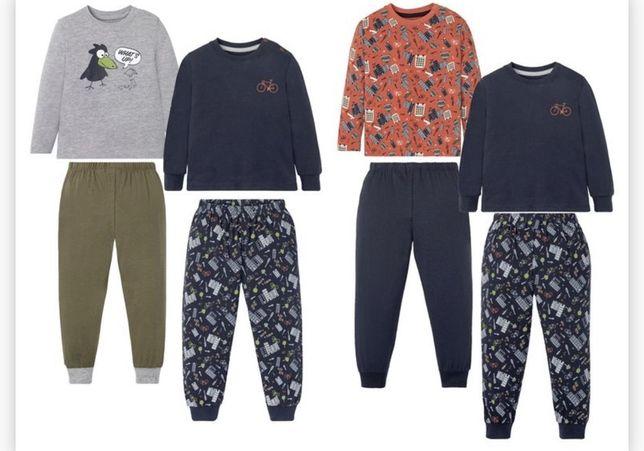 В наличии !)Пижамы для мальчиков Lupilu на р.86/92,98/104,110/116