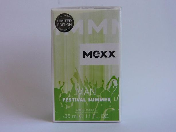 Mexx Festival Summer Man edt 35 ml