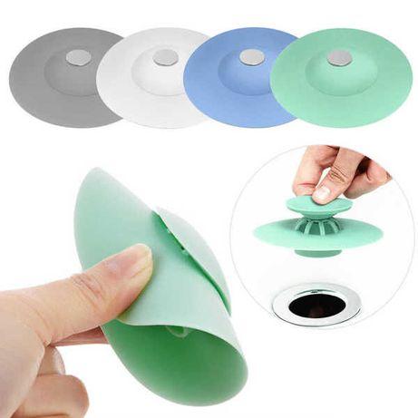 Drain stopper, фильтр пробка заглушка для мойки, умывальника, ванны