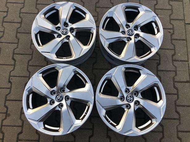 Felgi aluminiowe 5x114,3 Toyota 7Jx18 ET35 Rav4 '19-'21