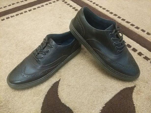 Нові шкіряні туфлі Фірма: MAX