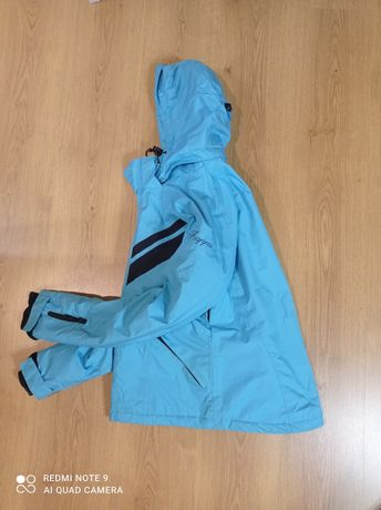 Куртка термо Kappa, Columbia, Trespass, куртка лижная,курточка