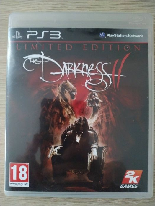 [PS3] The Darkness 2 Wrocław - image 1