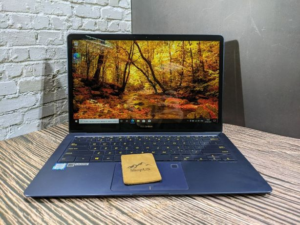 Лэптоп Asus ZenBook UX490 Royal Blue i7-8550_16/256SSD_Комплект