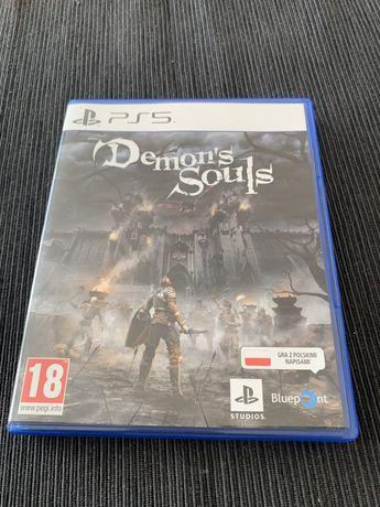 Demon Souls PS5 - JAK NOWA