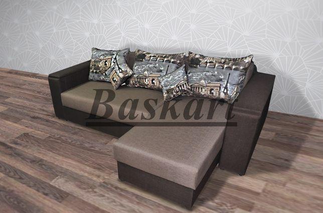Угловой диван Далас , любые расцветки , короткие сроки поставки !!!