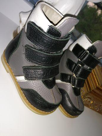 Продам ботиночки (сапожки)  ортопеды