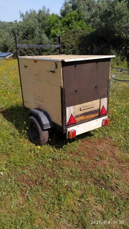 Small Trailer for car or tractor