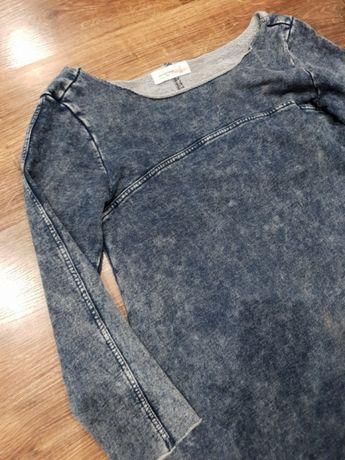 DIVERSE sukienka jeans r. S
