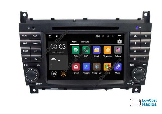 Rádio GPS ANDROID 10 BMW E46, E39, E90, E81, VW, Opel, Mercedes, Ford