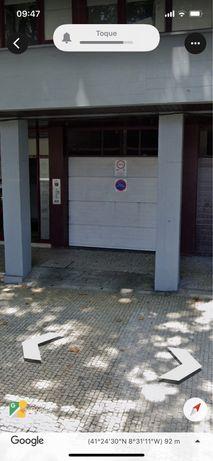 Lugar de Garagem centro Famalicão