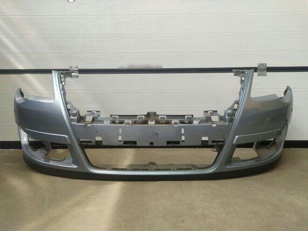 Бампер Volkswagen Passat B6 VW Фольцваген Пассат Б6 с губой(спойлер)