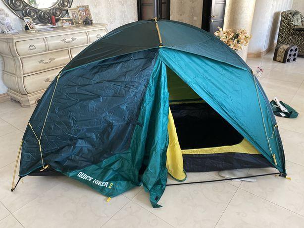 Палатка походная quickhiker 2