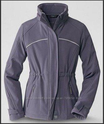 Новая куртка с капюшоном TCM Tchibo софтшел 122-128