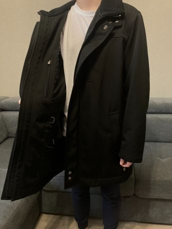 Терміново!! демісезонна чоловіча куртка Hugo Boss! нова,ОРИГІНАЛ