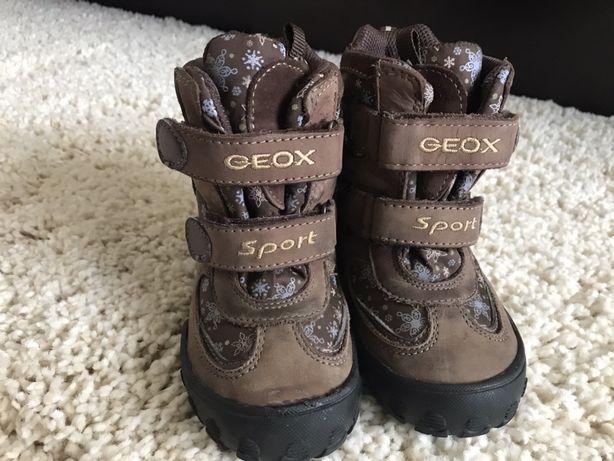 Ботинки GEOX, размер 25 ( 16 см )