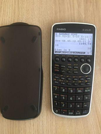 Calculadora gráfica Casio fx CG20 na GARANTIA