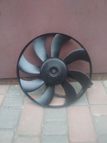 Вентилятор радиатора SKODA FABIA, VOLKSWAGEN, SEAT