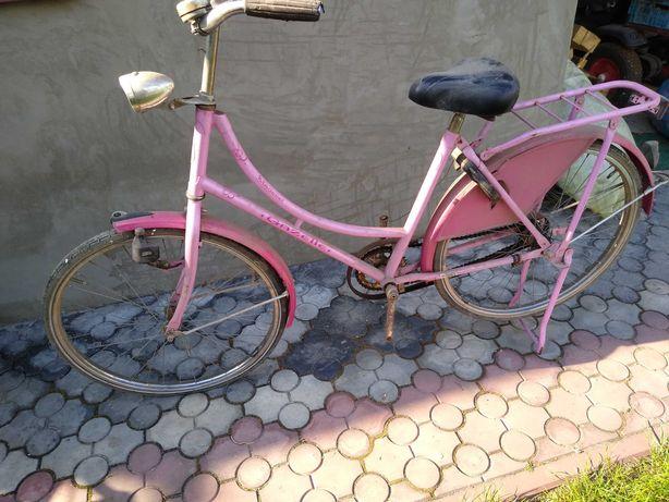 Rower dla dziewczynki 24 koła gazelle