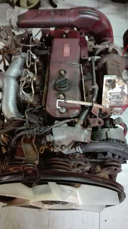 Motor isuzu 3900 turbo 4b2d