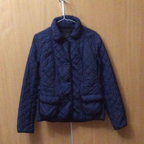 Стёганная куртка жакет ZARA