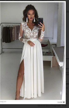 Sukienka ślubna na ślub cywilny