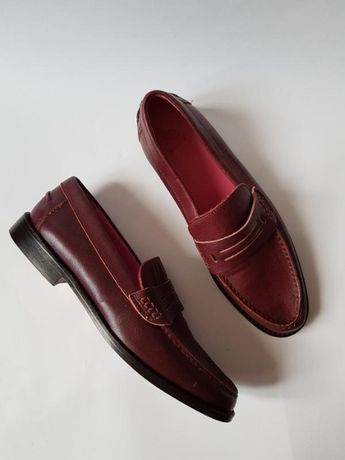 Новые швейцарские туфли Navy,женские кожаные лоферы,женские броги