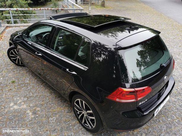 VW Golf 1.6 TDi Highline