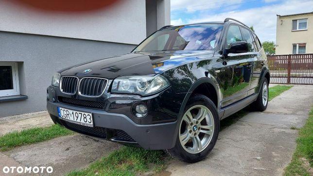 BMW X3 Bmw X3 wersja Limitowana automat Polecam
