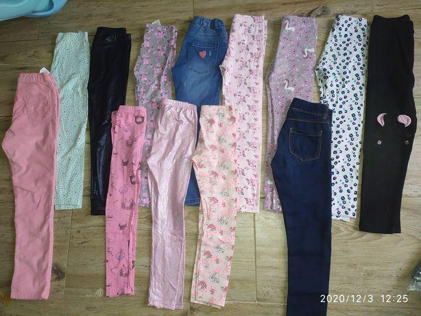 Ciuszki 122-128 dla dziewczynki
