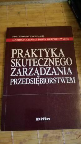 Praktyka skutecznego zarządzania przedsiębiorstwem. M. Sagan i I. Sier
