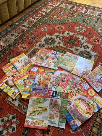 Журналы много